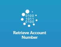 Retrieve account number